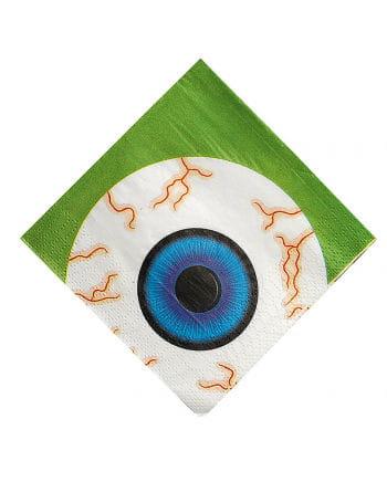 Witch Eyeball Napkins 16 Pc.