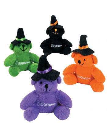 Witches Plush bear