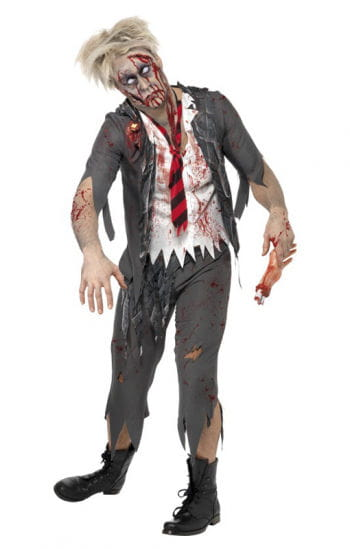 High School Horror School Boy Costume