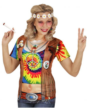 Hippie Woman T-shirt