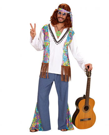 Hippie Men's Costume Gr. XL
