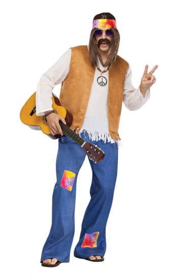hippie mens costume buy cheap hippie clothes now horror. Black Bedroom Furniture Sets. Home Design Ideas