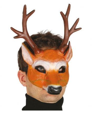 Deer Half Mask