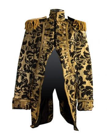 Ringmaster jacket black / gold