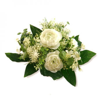 Bridal Flowers White