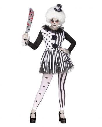 Horror Clown Costume
