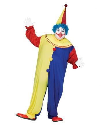 Horror clown costume Plus Size