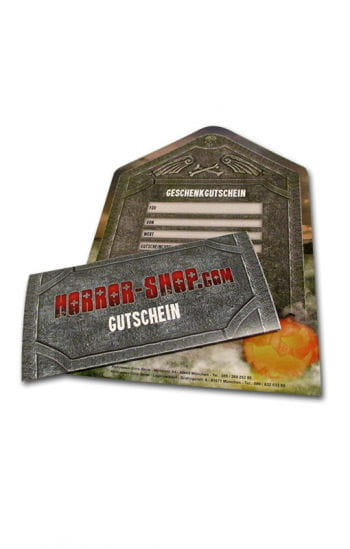Horror-Shop.com Gift Voucher 50€