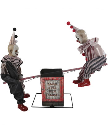 Rocking Horror Clowns Animatronic