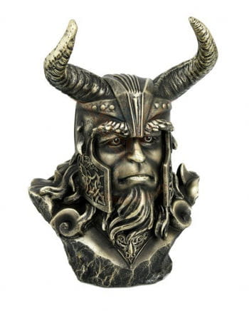 Lokibüste god of cunning