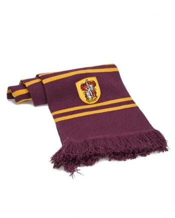 Harry Potter Gryffindor knitted scarf