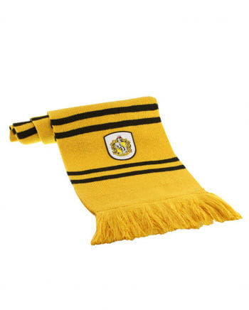 Harry Potter Hufflepuff knit scarf