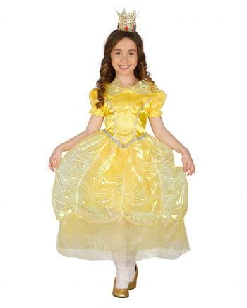 Fairy princess costume Yellow