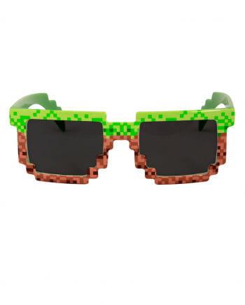 Pixel Fancy Glasses 8 Bit