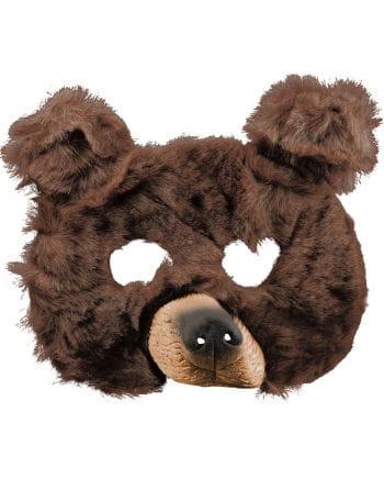 Plüsch Maske Bär
