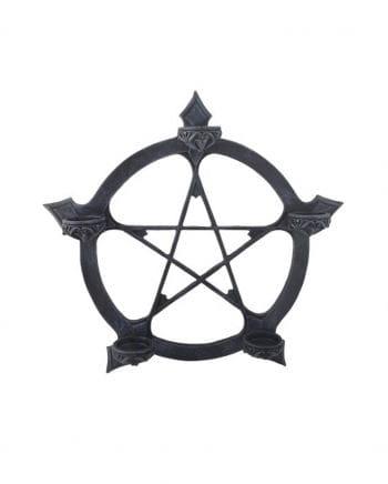 Pentagram Teelichthalter