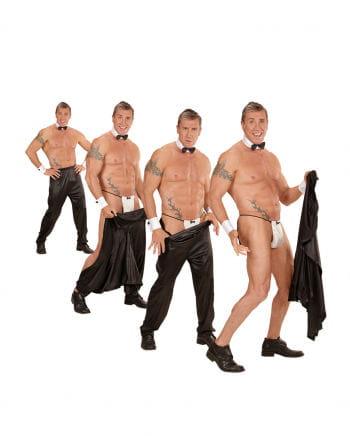 Stripperhose mit Klettverschluß