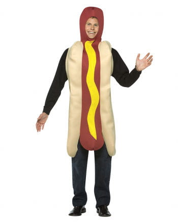 Hot Dog Sausage Costume