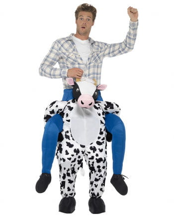 Rider On Cow Carry Me Costume