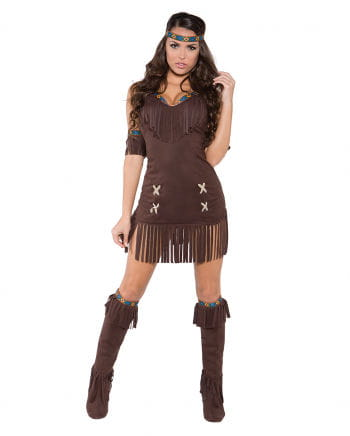 Indian Costume Brown