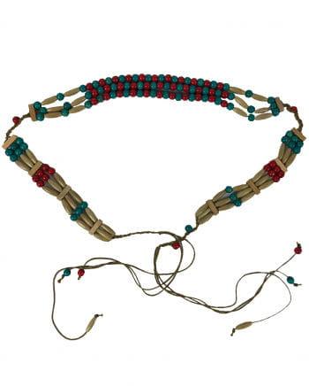 Indian Beads Belt 180cm