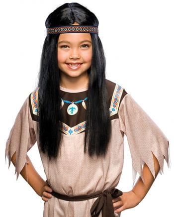 Indian Girls Wig