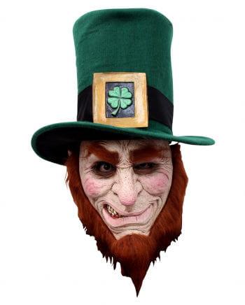 Irish Goblin Mask With Beard