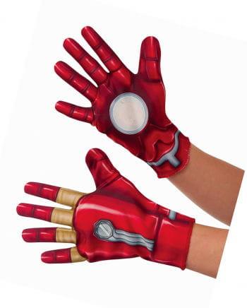 Iron Man Children's Gloves