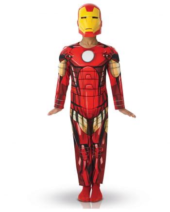 Iron Man Deluxe Kinderkostüm