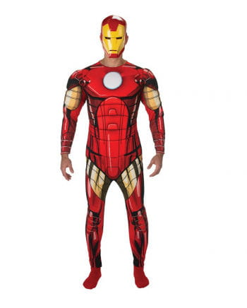 Iron Man Deluxe Kostüm