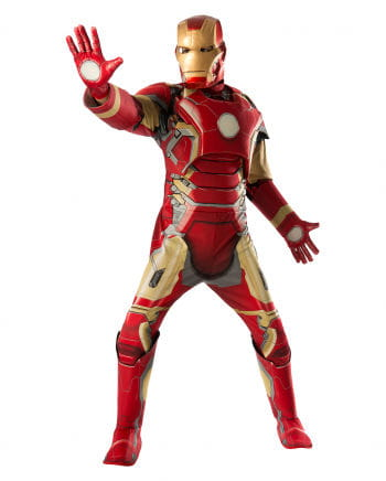 Iron Man Muskel Kostüm