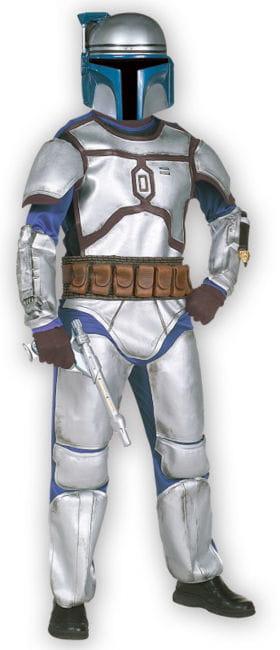 Star Wars Jango Fett Kinder Deluxe Kostüm