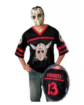 Jason Kostüm-Shirt mit Maske