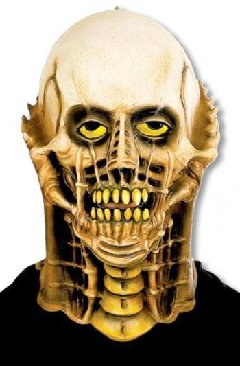 Jukebox Skelett Maske