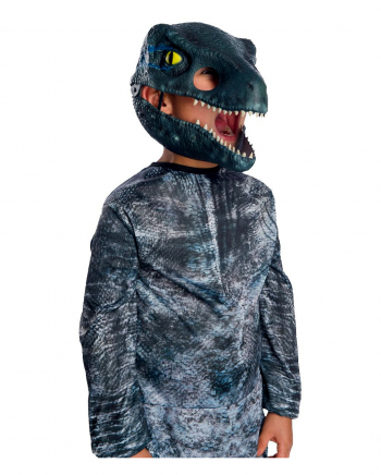 Jurassic World Velociraptor Kindermaske