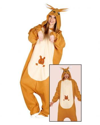 Känguru Jumpsuit Kostüm