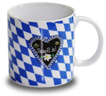 Coffee Cup O`zapft Is
