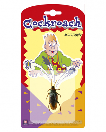 Cockroach As A Joke Article