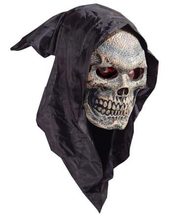 Reaper Skull Maske mit Kapuze
