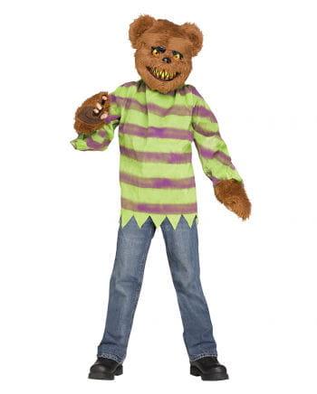 Werebear Kids Costume brown for Halloween fans | horror-shop.com