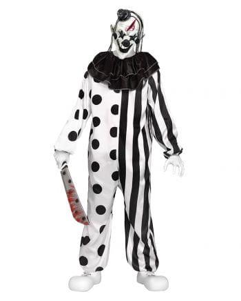 Killer Clown Teenager Costume