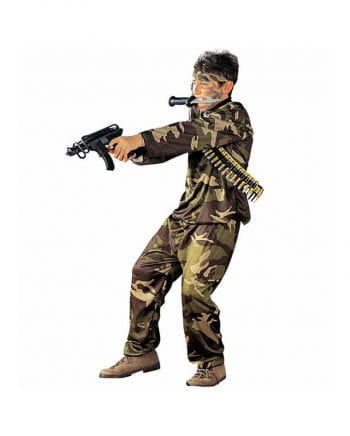 Child Soldiers Uniform Tarnfleck L