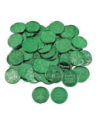 Kleeblatt Münzen