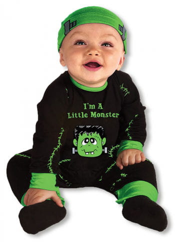 little monster baby costume halloween baby costume baby body horror. Black Bedroom Furniture Sets. Home Design Ideas