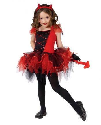 Kleines Teufelchen Child Costume - L L