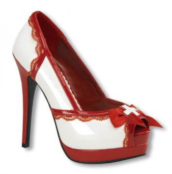Krankenschwester Schuhe Plateau 36 UK 5 US 7