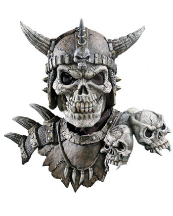 Kronos mask with shoulder pads