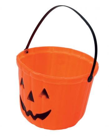 Halloween Kürbis Eimer
