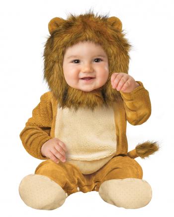 Kuschliger Löwe Babykostüm
