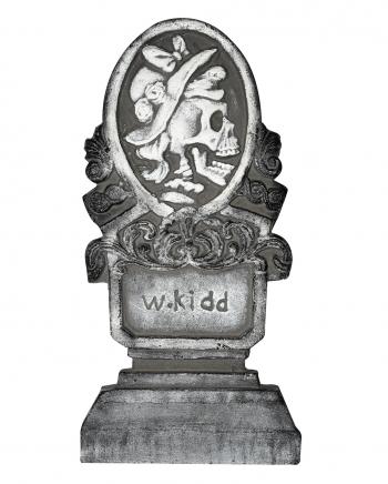 Lady Gravestone Made Of Polystyrene